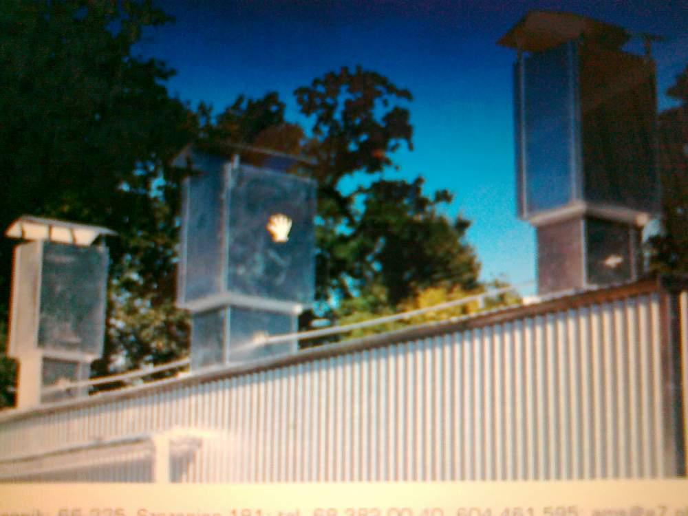 Câmaras de secagem para madeira