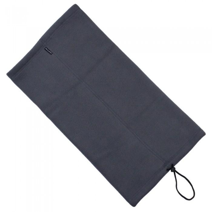 Buy Scarf tube fleece gray