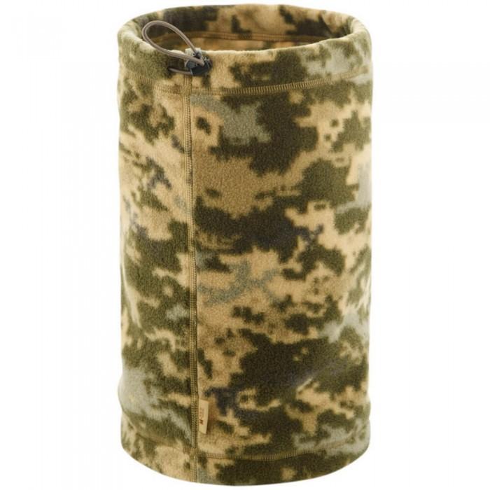 Купить M-Tac шарф-труба с затяжкой флис (330 г/м2) ММ-14