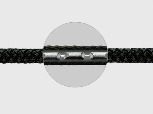 Утяжеляющий шнур для рыболовных сетей 6 гр/м, Купить (продажа), цена производителя.