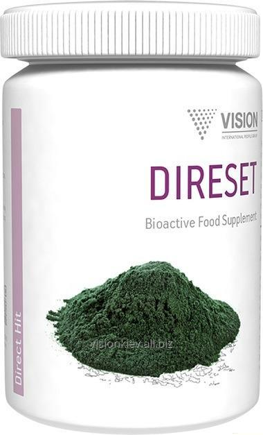 БАД Vision DiReset — иммуномодулятор и пребиотик