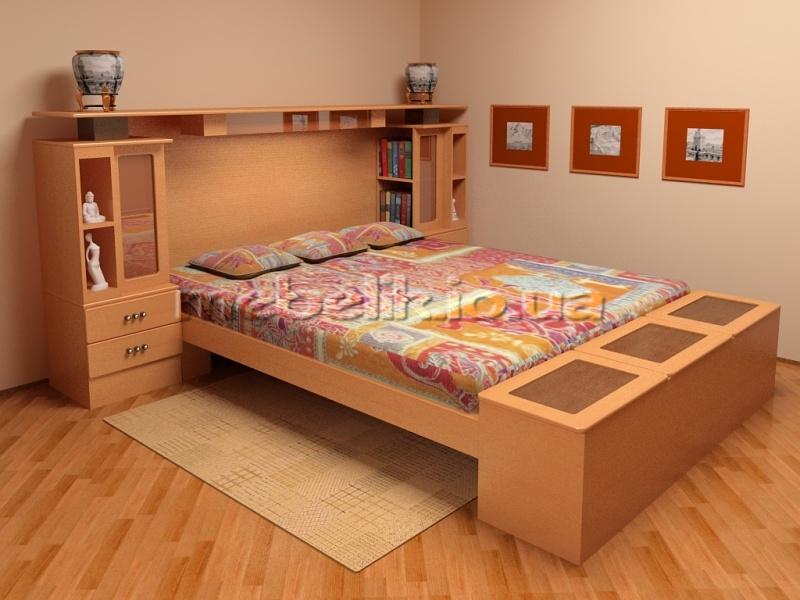 кровати двуспальные фото и цены