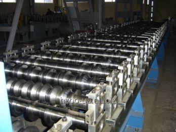 Купить Оборудование для производства профилированного листа Н 107