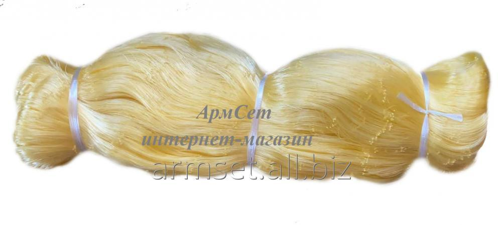 Купити Сетеполотна мультімонофіл 100 х 0,2 х 3 х 75 х 150 кручена волосінь