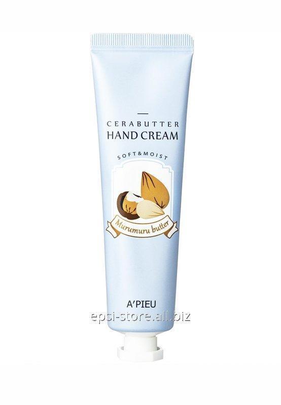 Купить Крем для рук A pieu Cerabutter Hand Cream Murumuru Butter, 35 мл