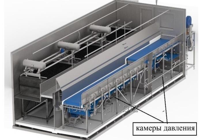 Buy Refrigerating chambers