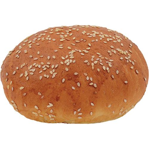 "Купить Булочка ""Для гамбургера 60 L"" с кунжутом"
