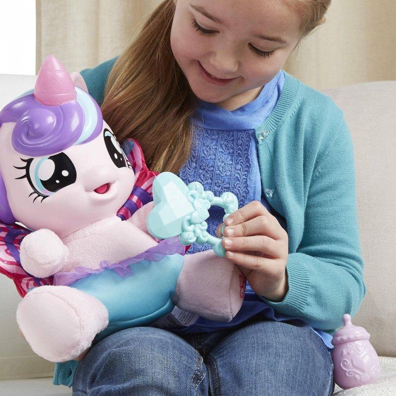 """Купить My Little Pony baby flurry heart pony Пони-малышка """"Май Литл Пони"""" - Фларри Харт англоязычная"""