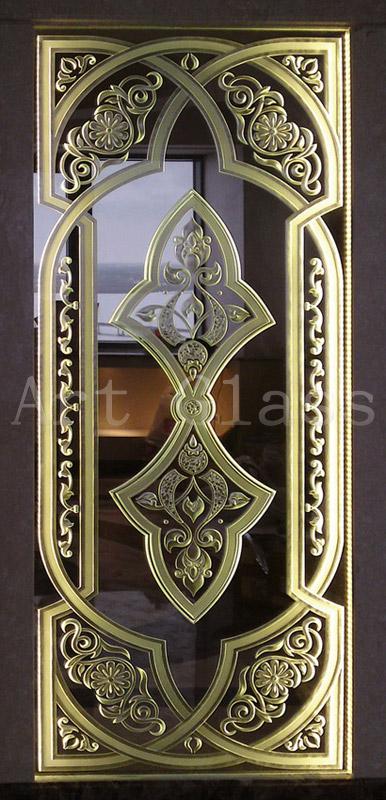 Декоративное зеркало с фасетом для дома и интерьера