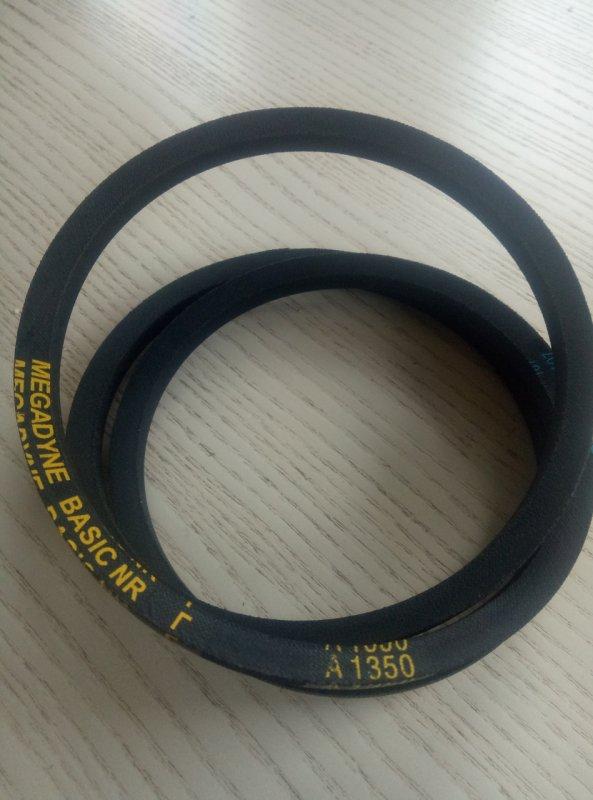 Купить Ремень клиновой приводной профиль А 1350, также есть А 1400