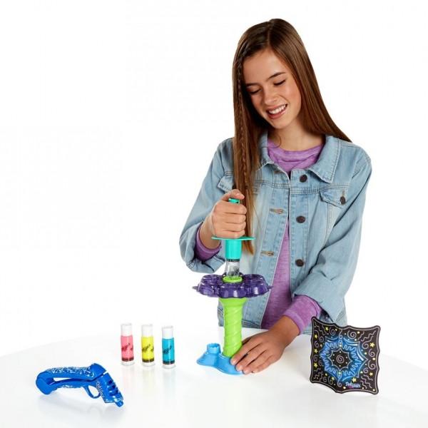 Купить Дох-Винчи набор c пластилином Микшер цветов DohVinci A9212
