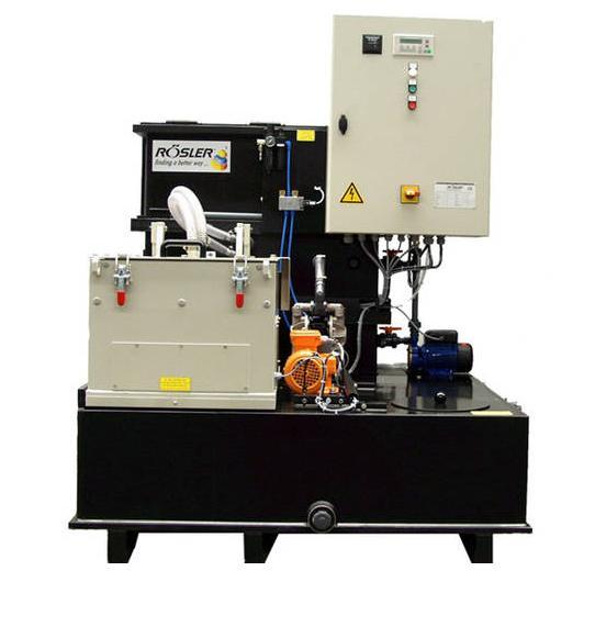 Полуавтоматические центрифуги производство в Германии под заказ