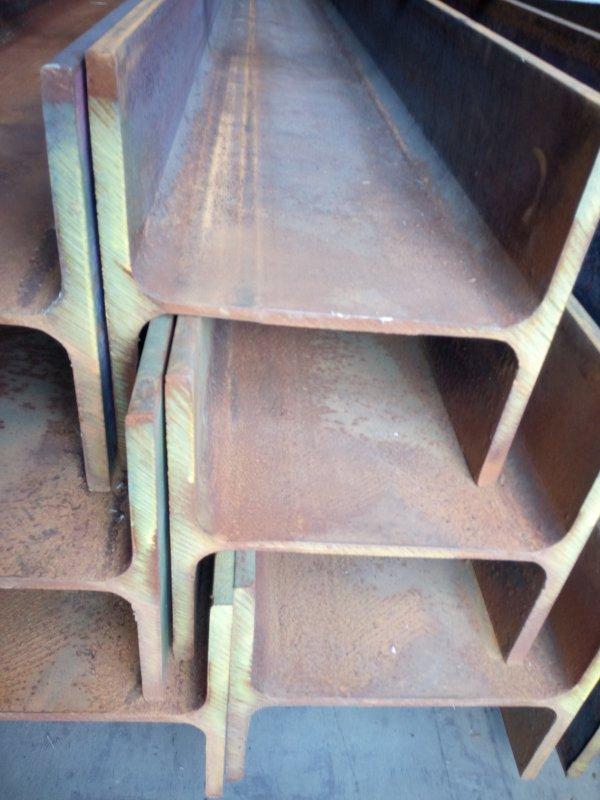 Beam two-T-shaped IPE, HEB, HEA, No. 10-№55, 24M, 30M, 36M, 45M, 22s
