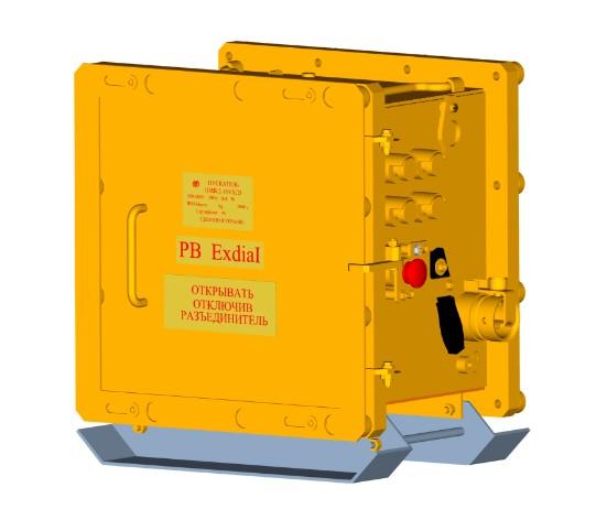 Пускатели малогабаритные взрывобезопасные ПМВ-2-16