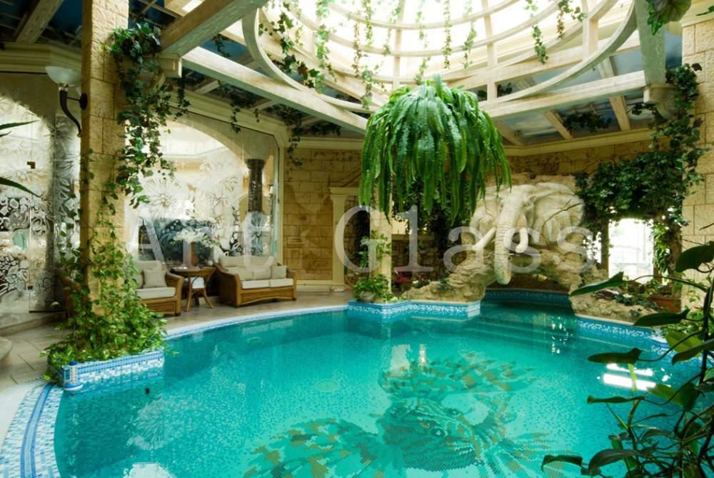 Сады зимние из стекла - потрясающая красота и роскошь из стекла в Вашем доме, индивидуальный подход, эксклюзивное исполнение, воплощение Ваших фантазий