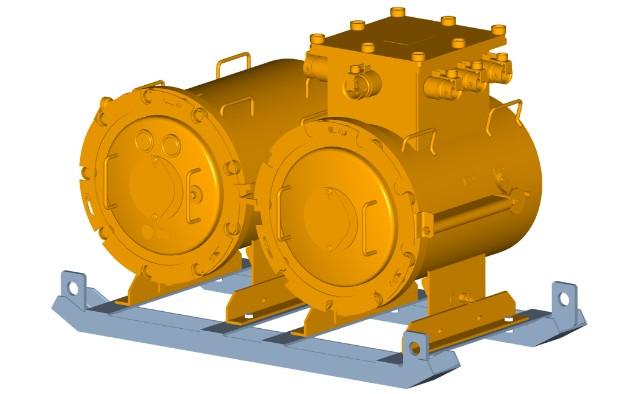 Регулятор управления электромагнитным тормозом РЭТ УХЛ 5