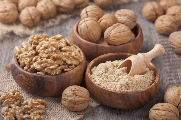 Buy Low Fat Walnut Flour