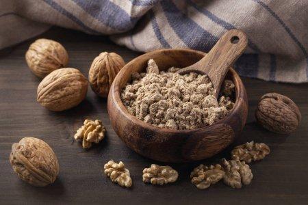 Купить Борошно волоського горіха з низьким вмістом жирів