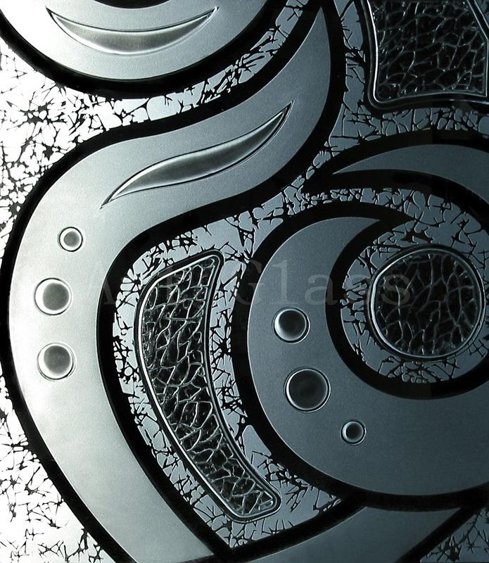Вставки витражные, вставки из стекла, витражный дизайн и декор для современного интерьера - эксклюзивное изготовление