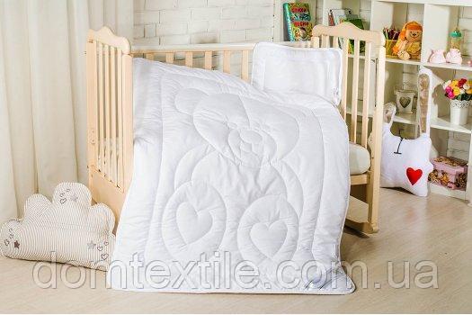 Купить Детский набор Мишка: одеяло и подушка