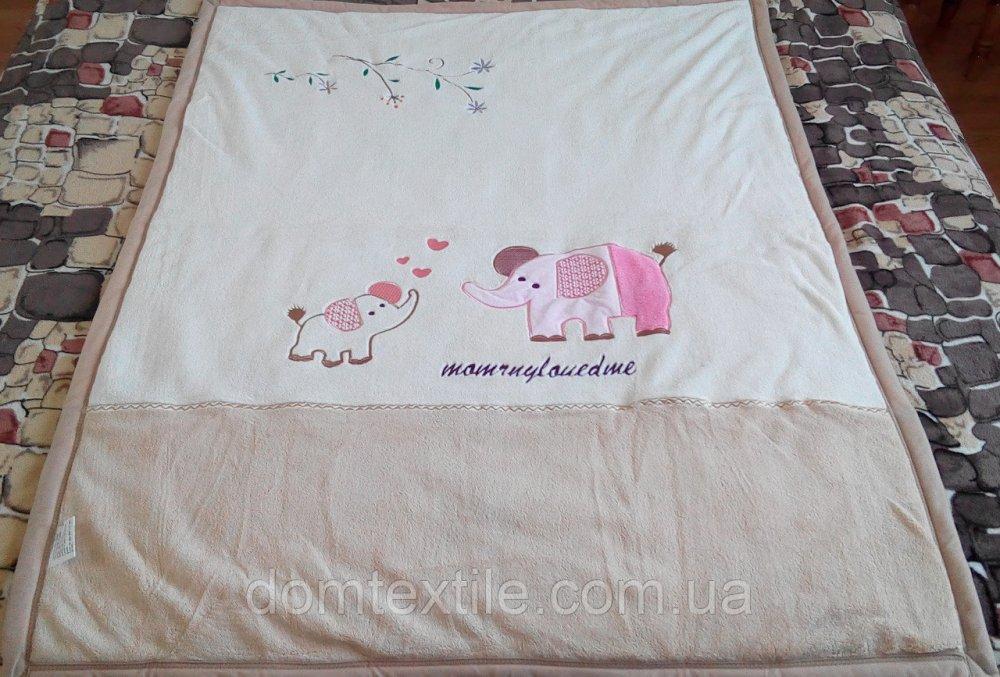 Купить Одеяло - покрывало манеж