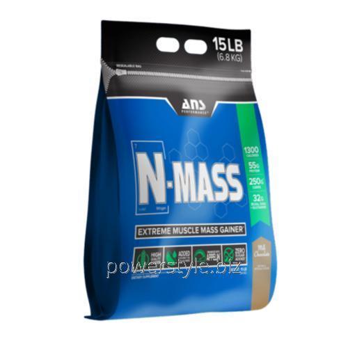 Купить Гейнер ANS Performance N-MASS US соленая карамель 6,8 кг