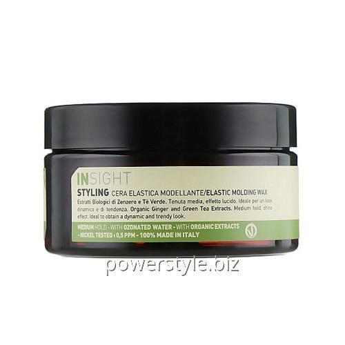Купить Воск моделирующий для волос Инсайт/Insight 90мл
