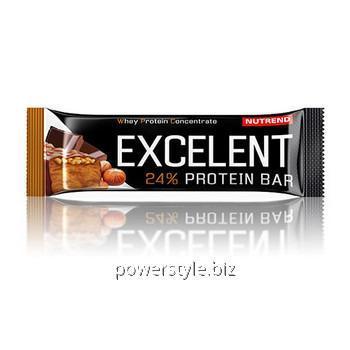 Купить Батончик Excelent Protein Bar шоколад+орех ТМ Нутренд / Nutrend 85г