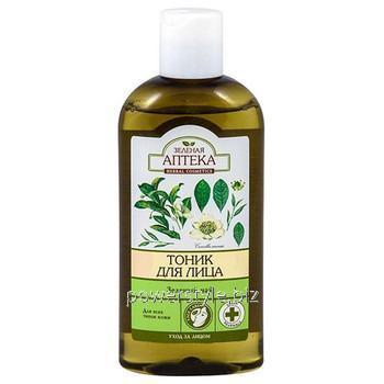 Купить Зеленая Аптека тоник для всех типов кожи Зеленый чай 200 мл