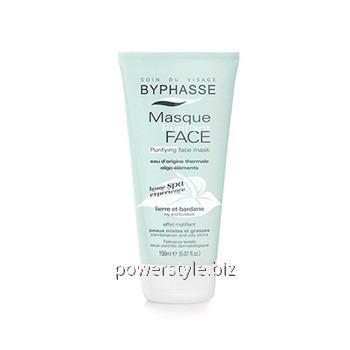 Купить Маска для лица для комбинированной кожи ТМ Бифас / Byphasse SPA 150 мл