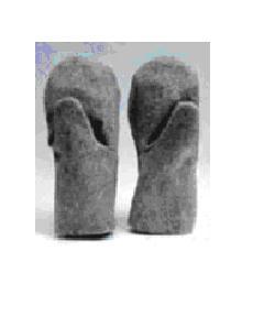 Суконные рукавицы