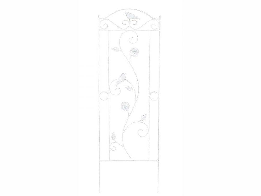 Купить M9-660114, Рамка для плетения цветов, , белый