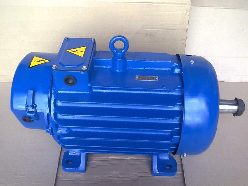 Kupić MOTOR żuraw z KOROTKOZAKNUTYM wirnikiem MTKN 311-6 11 KW 910 obr/min.
