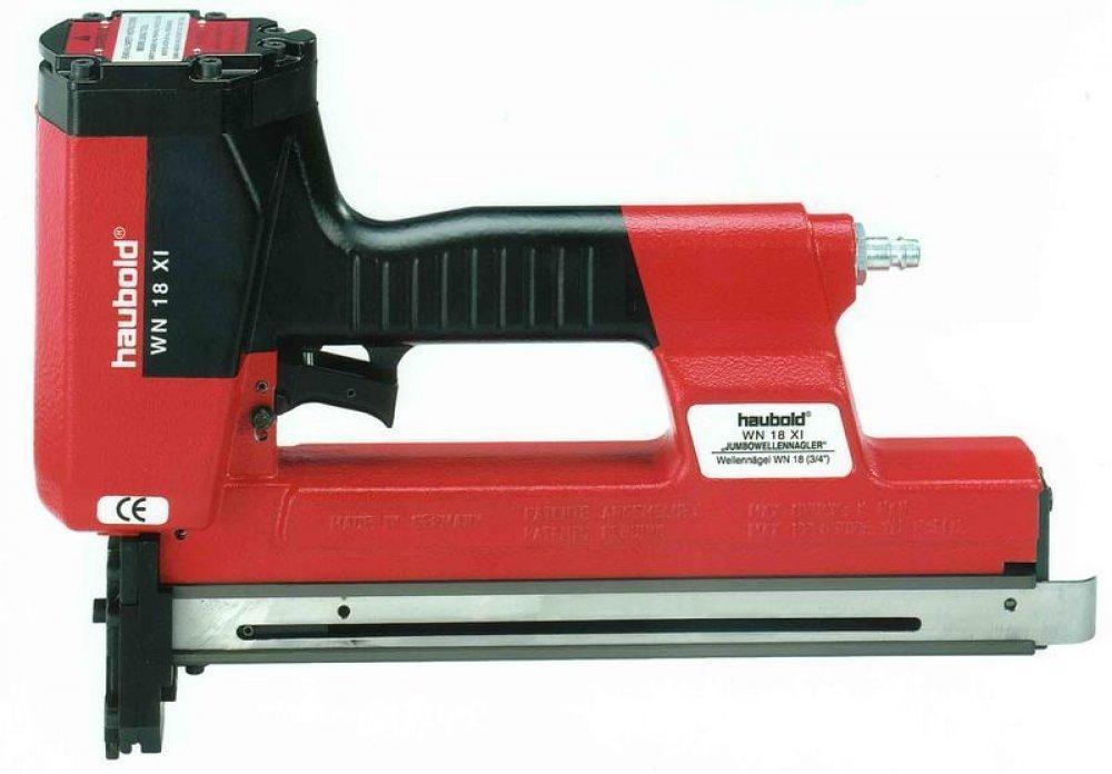 Пистолет для гофроскоб пневматический Haubold WN 25/18 XII