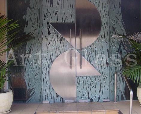Стеклянные двери бронированные - функциональность, практичность и красота для современных помещений