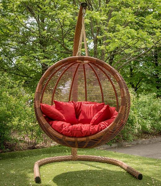 Купить Садовые качели кресло Ариэль