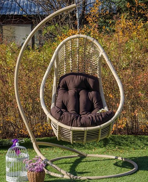 Купить Кресло кокон Комфорт садовые качели