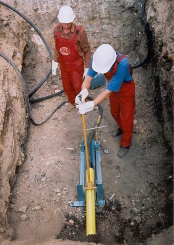 Пневмопробойники ТМ Гидропром, техника дорожная строительная пневмопробойники от производителя, Киев