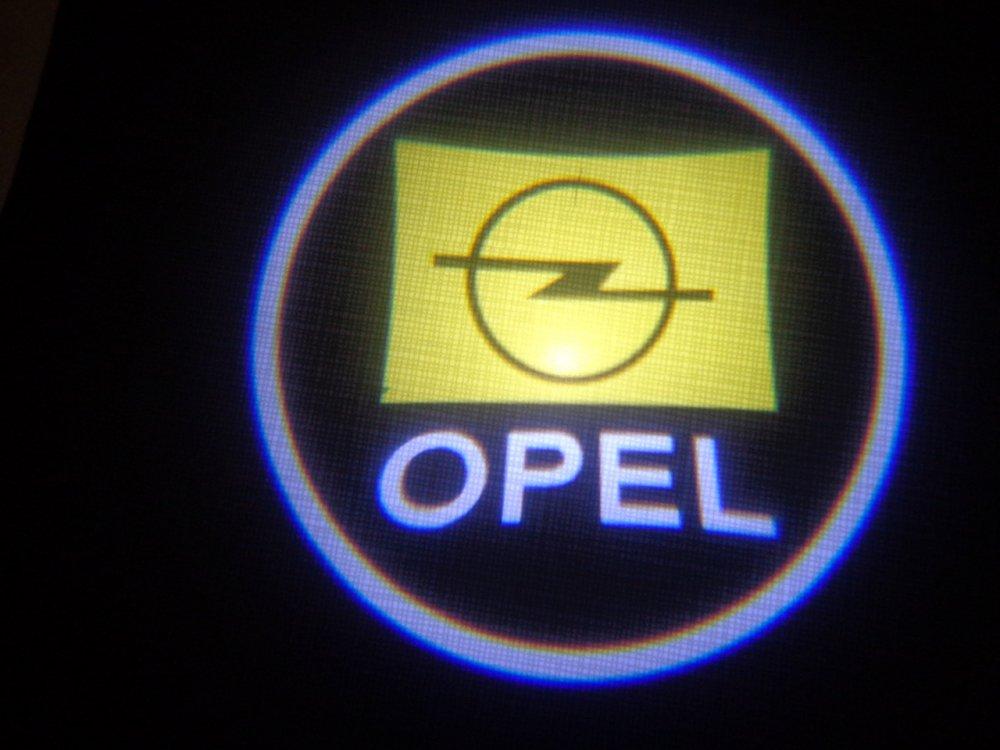 Купить ЛАЗЕРНЫЙ ПРОЕКТОР МАРКИ АВТО Opel