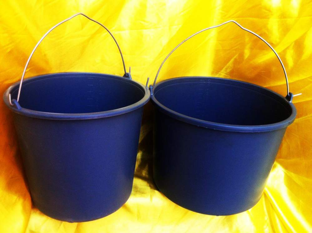 Buy Bucket of 16 liters with a measured scale - ISO 9001, a volumetric glass