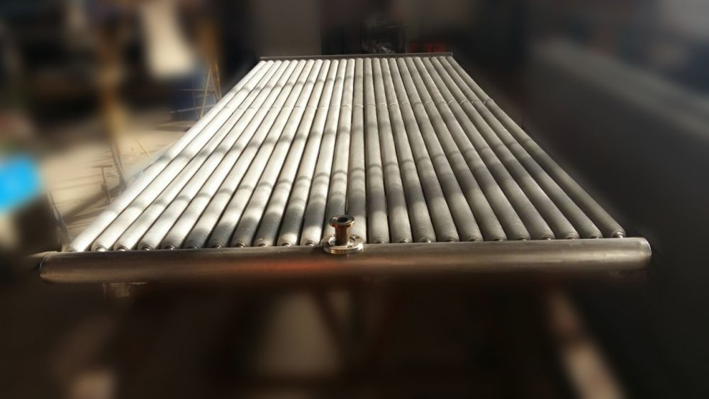 Buy Heat exchangers for drying chambers of timber