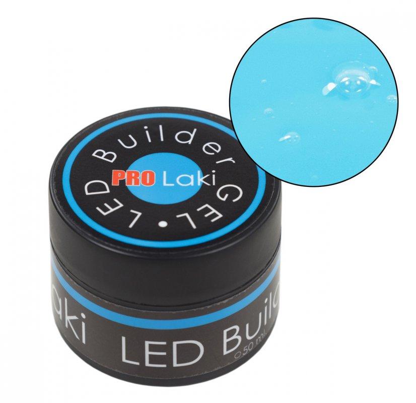 Купить PRO-Laki Led Builder GEL 50ml. LED Гель для наращивания ногтей