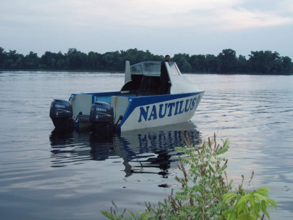 катера и лодки амг