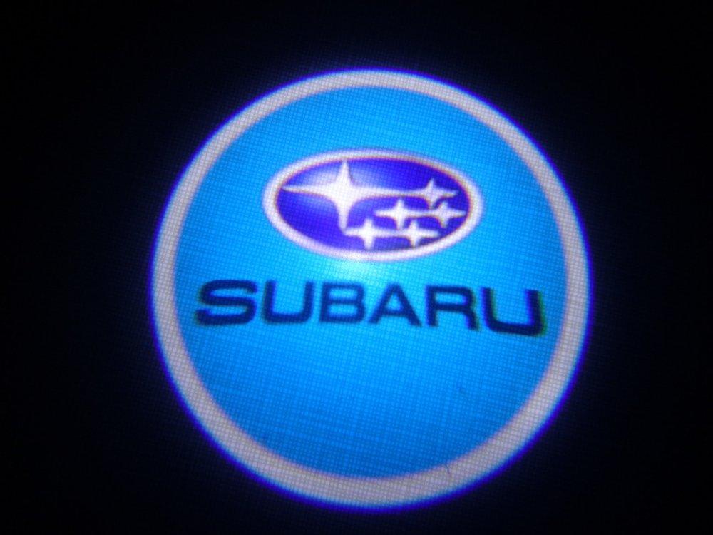 Купить ЛАЗЕРНЫЙ ПРОЕКТОР МАРКИ АВТО Subaru