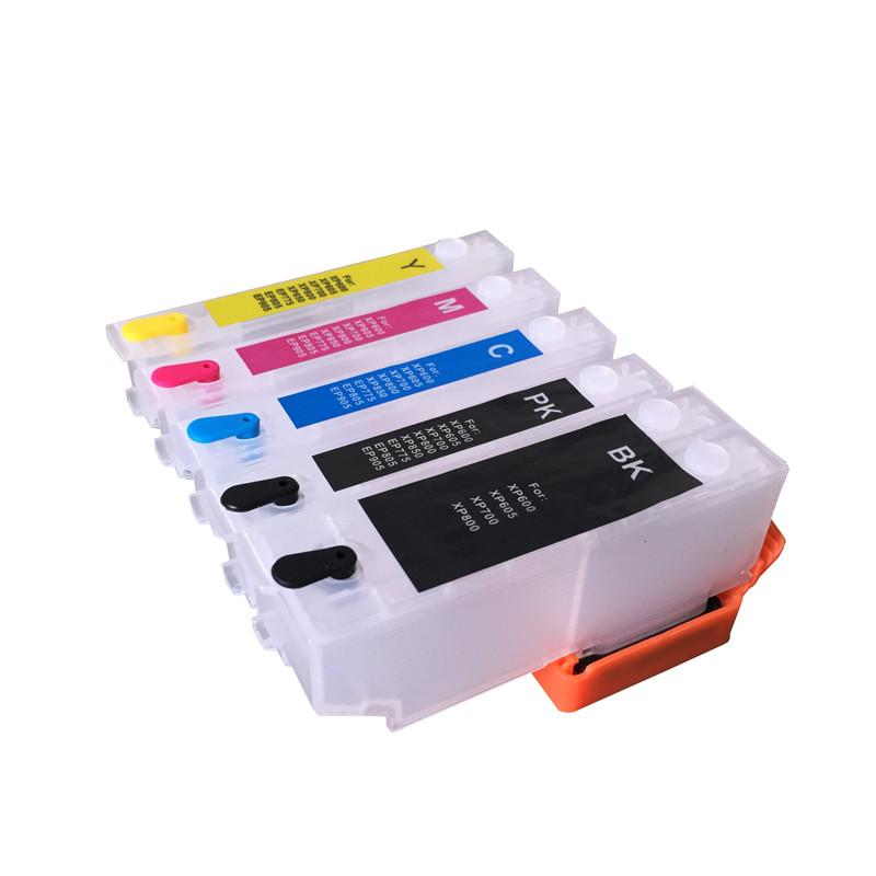 ПЗК Epson 26XL T2621-T2634 XP600 XP605 XP700 XP800 XP510 и др.
