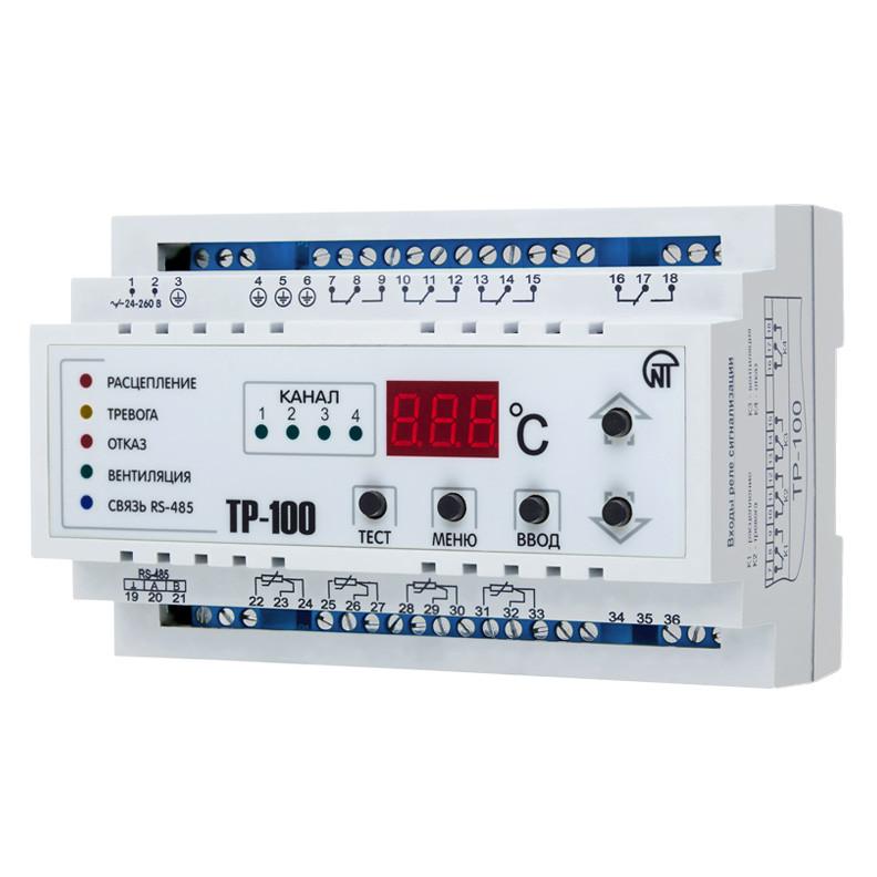 Купить Цифровое температурное реле TР-100