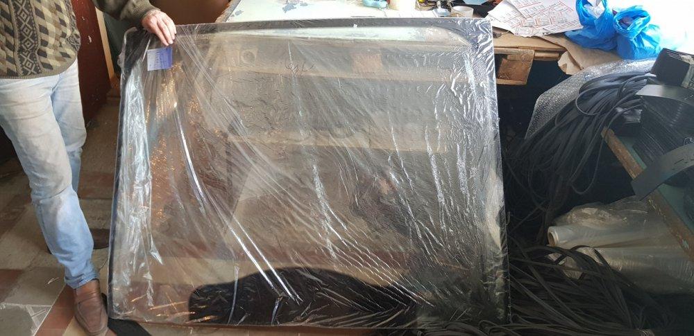 Купить Лобовое стекло jcb4cx