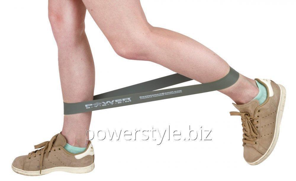 Купить Замкнутая лента-эспандер Power System PS-4063 Flex Loop Grey