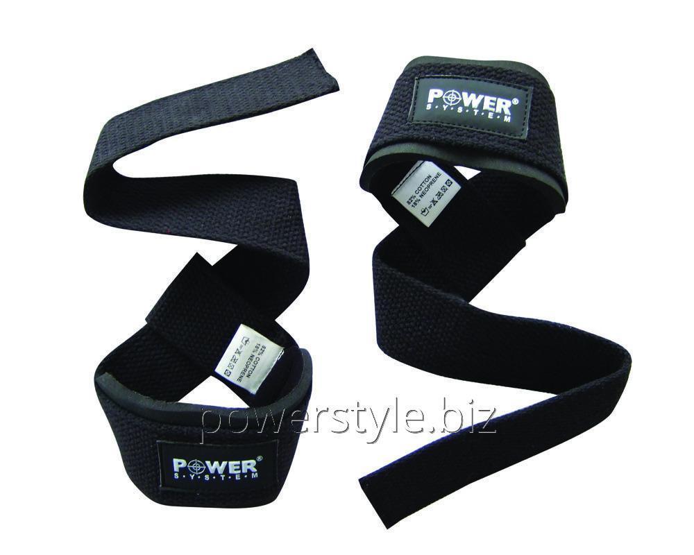 Купить Кистевые ремни Power System Power Straps PS - 3400