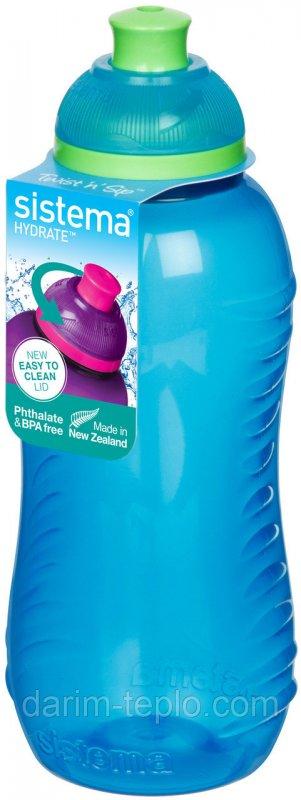 Купить Бутылка для воды 0,33 л Sistema HYDRATE 780-1 blue